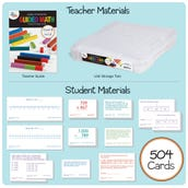 Guided Math Kit, Grade 3 - Unit 2: Addition & Subtraction