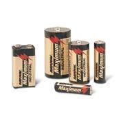 """D"" Batteries Alkaline, Set of 2"