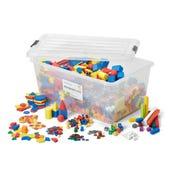 Curriculum Associates Manipulative Kit, Kindergarten