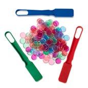 Magnetic Wands and Chip Set