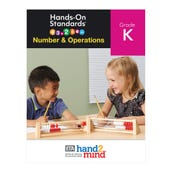 Hands-On Standards®, Number & Operations, Grade K, Teacher Resource Guide