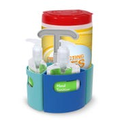 Create-A-Space Sanitizer Station