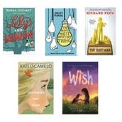 SEL Self-Management & Self-Awareness Book Collection (5 Books), Grades 6-8