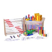 hand2mind Grade K Basic Kit for use with Great Minds' Eureka Math Curriculum
