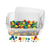 Three Bear Family Counters Classroom Kit