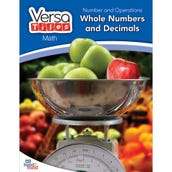VersaTiles®Math Book: Number and Operations: Whole Numbers and Decimals