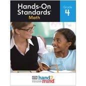 Hands-On Standards® Math Classroom Kit Grade 4