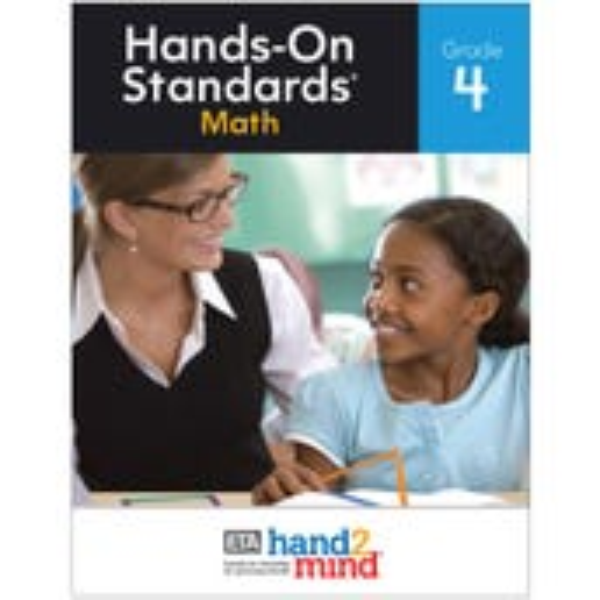 Hands-On Standards® Math, Grade 4 eBook