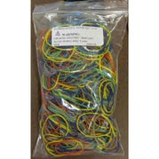 Rubber Bands, 4 oz