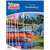 VersaTiles® Literacy Book: Language: Vocabulary, Grade 5