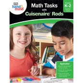 Math Tasks Cuisenaire® Rods Book, Grades K-2
