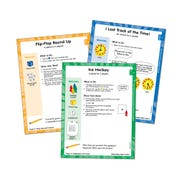 Differentiated Math Centers, Grade 3 Place Value and Fractions Card Set