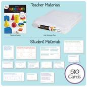 Guided Math Kit, Grade 3 - Unit 7: Geometry