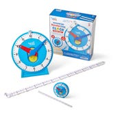 Advanced NumberLine Clock™, Class Set