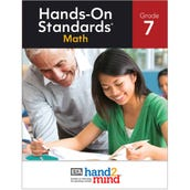 Hands-On Standards® Math Teacher Resource Guide Grade 7