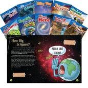 Earth Science Book Set, Grades 4-5, Set of 10