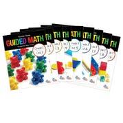 Guided Math, Grade 1 - Grade Level Bundle, Units 1-9