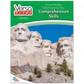 VersaTiles® Literacy Book: Social Studies Informational Text: Comprehension Skills, Grade 3