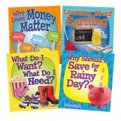 Money Sense Book Set
