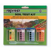 Soil Test Kit, Set of 4