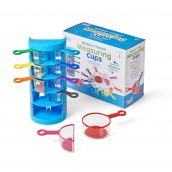 Rainbow Fraction® Measuring Cups, Set of 9