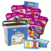 VersaTiles® Math Classroom Kit, Grade K
