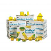 Relational GeoSolids® Classroom Kit, Set of 140