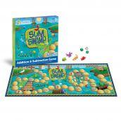 Sum Swamp™ Addition & Subtraction Game