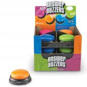 Answer Buzzers, Set of 12