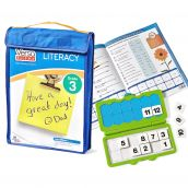 VersaTiles® Literacy Take Along Pack, Grade 3