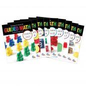 Guided Math, Grade K - Grade Level Bundle, Units 1-9