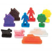Classifying Counters, Set of 100