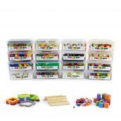 STEM Bins™ Comprehensive Kit, Set of 16 STEM Bins