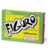 Figuro Subtraction Cards, 1 Deck