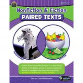 Nonfiction & Fiction Paired Texts, Grade 4