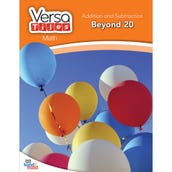 VersaTiles®Math Book: Addition and Subtraction: Beyond 20