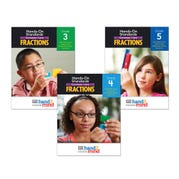 Hands-On Standards®, Common Core Fraction Library