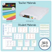 Guided Math Kit, Grade 4 - Unit 6: Measurement