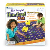 Hip Hoppin' Hundreds Mat™