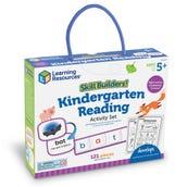Skill Builder's Kindergarten Reading Kit
