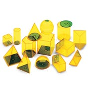 Relational GeoSolids®, Set of 14