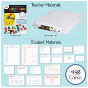 Guided Math Kit, Grade 3 - Unit 6: Measurement & Elapsed Time