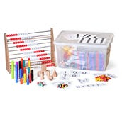 Zearn Math Manipulative Kit, Grade 1