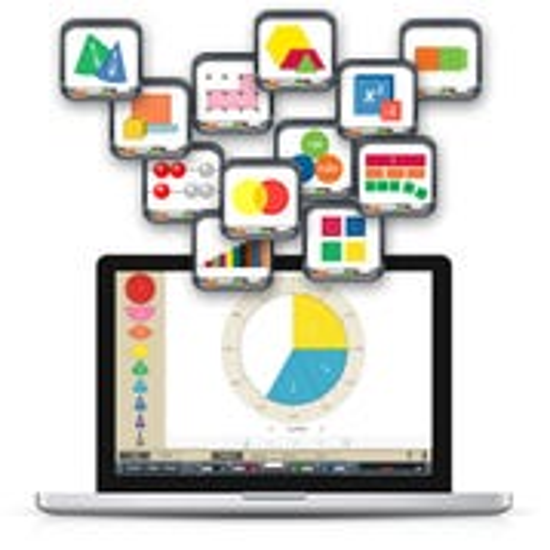 Brainingcamp Virtual Manipulative, Classroom Bundle