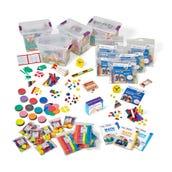 Hands-On Standards® Teaching Math With Manipulatives Bundle, Grade 1