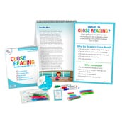 Close Reading Small Group Kit: Literature & Poetry, Grade 3