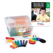 Hands-On Standards Common Core Edition, Grade 3, Classroom Kit, Set of 6