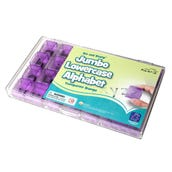 See And Stamp Transparent Stamps Jumbo Lowercase