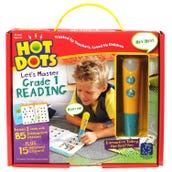 Hot Dots®Jr. Let's Master  Grade 1 Reading