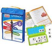 VersaTiles® Literacy Take Along Pack, Grade 6